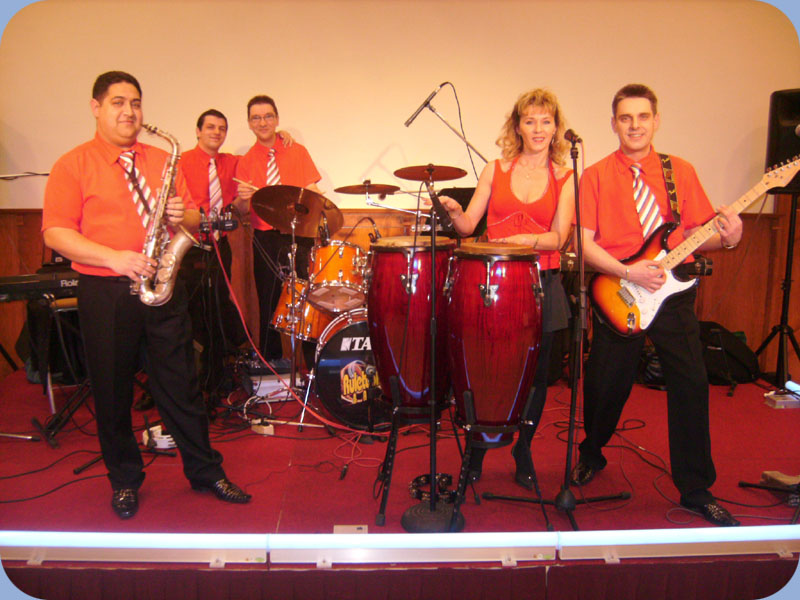rulett zenekar